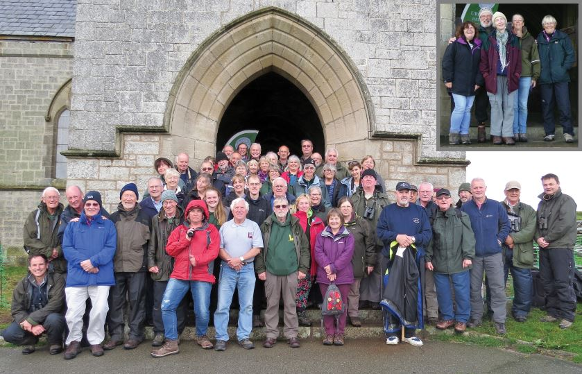 Discover Lundy 2016 group photo